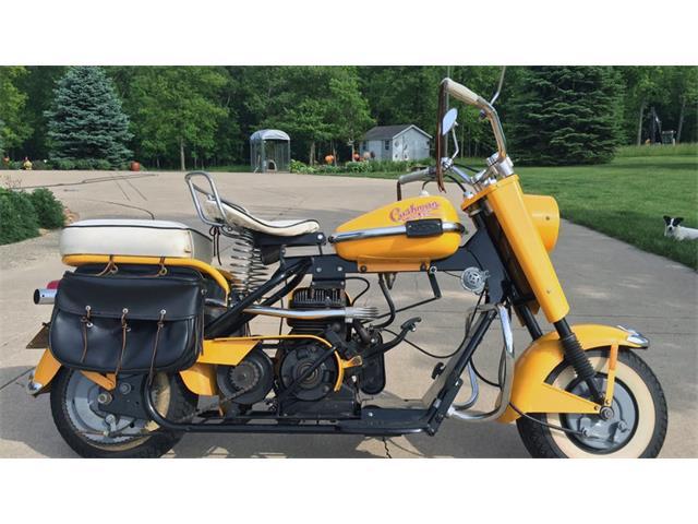 1963 Cushman Motorcycle   929370