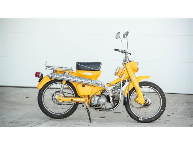 1969 Honda ZT 90 | 929376