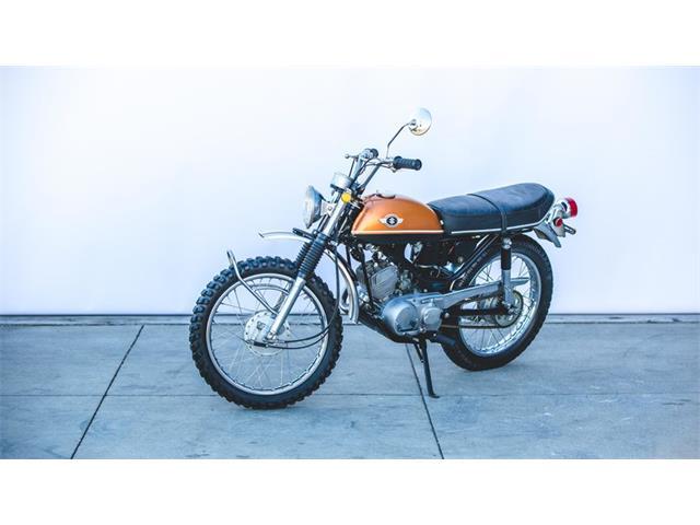 1970 Suzuki TC120 | 929378