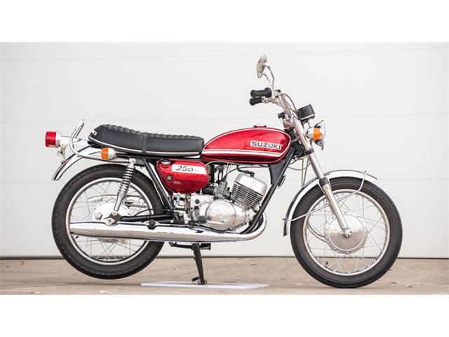 1971 Suzuki 250 | 929381