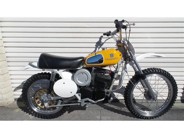 1974 Husqvarna WR-175 | 929384