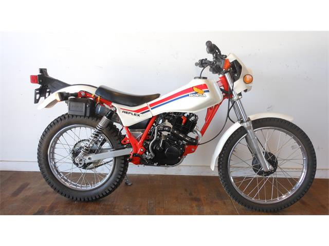 1987 Honda TLR200 Reflex | 929386