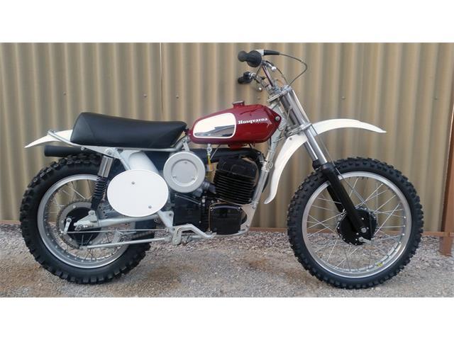 1973 Husqvarna CR400 | 929392