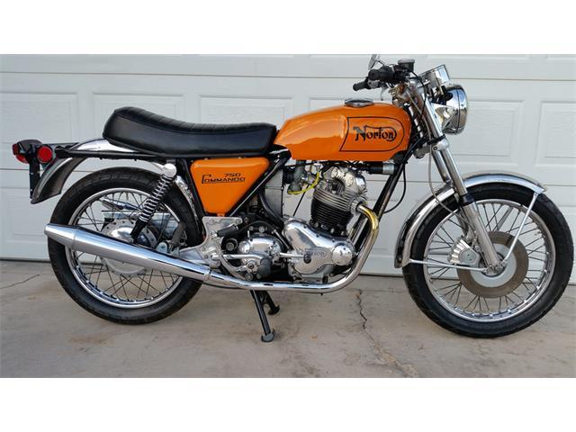 1972 Norton Commando | 929393