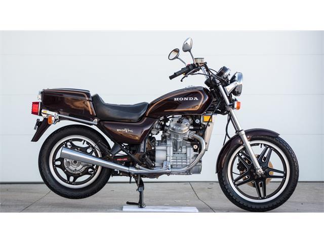 1982 Honda GL 500 Silverwing | 929394