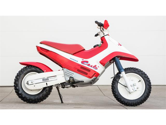 1993 Honda Motorcycle | 929395