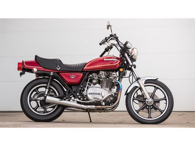 1980 Kawasaki 750 LTD T   929401