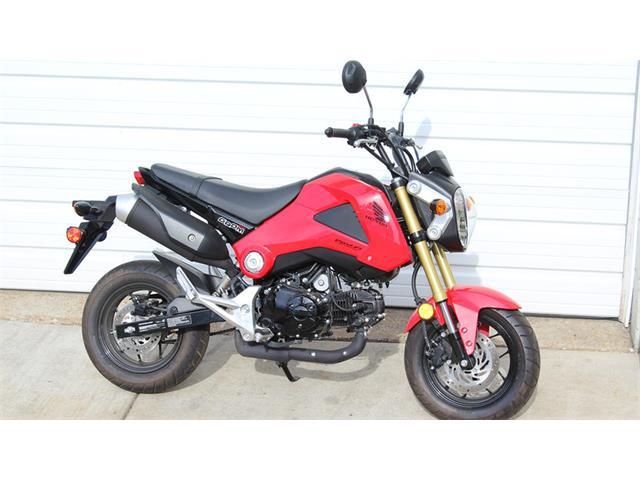 2014 Honda Grom   929412