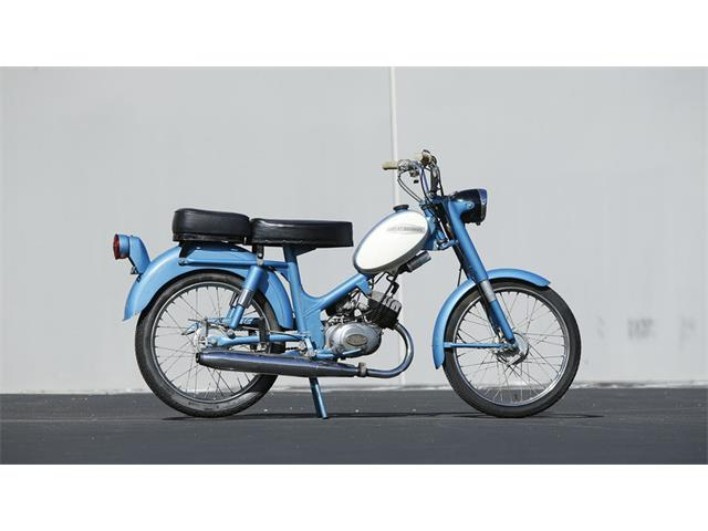 1967 Harley-Davidson M50 Sport | 929422