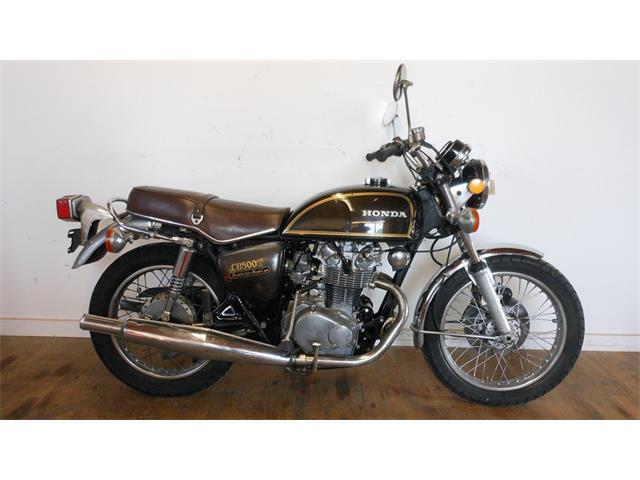 1975 Honda CB500 | 929426