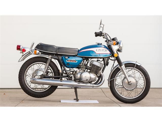 1974 Suzuki T500   929429