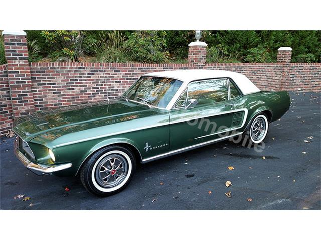 1967 Ford Mustang | 920944
