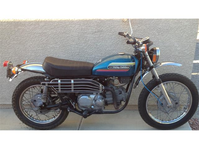 1974 Harley-Davidson SX350 | 929440
