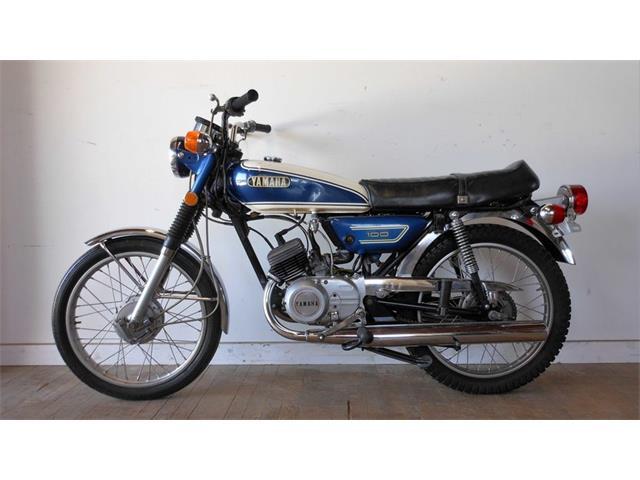 1972 Yamaha LS2 Street 100   929443