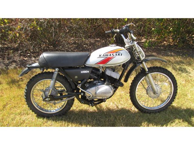 1977 Kawasaki KD100M2   929445