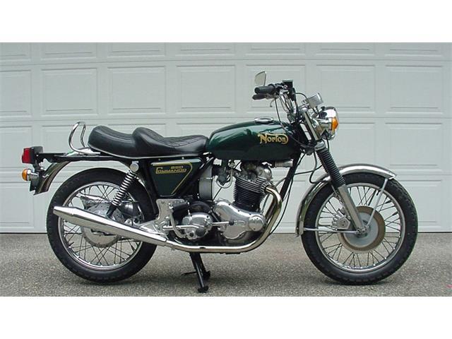 1974 Norton Commando | 929450