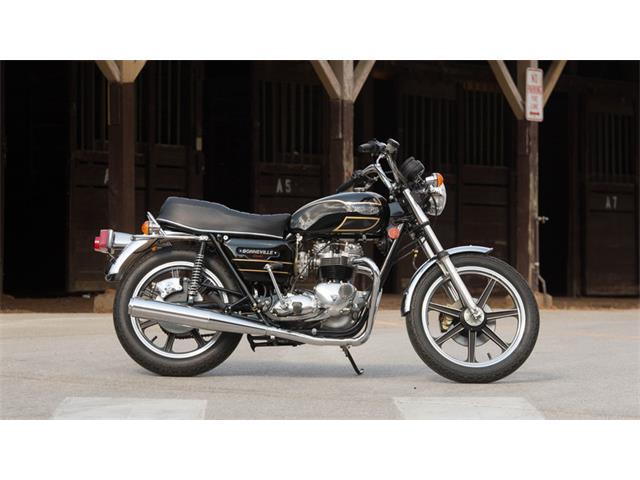 1979 Triumph Bonneville   929451