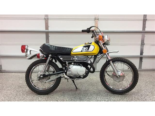 1976 Yamaha Gt80   929464