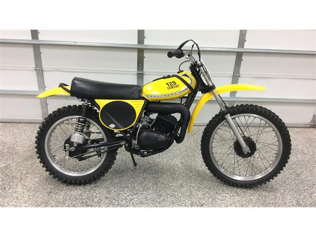 1975 Yamaha YZ125B   929465