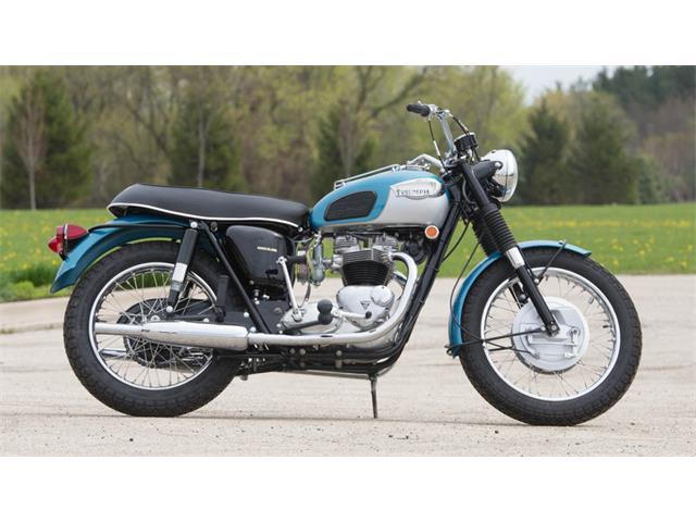 1968 Triumph TR6 | 929467