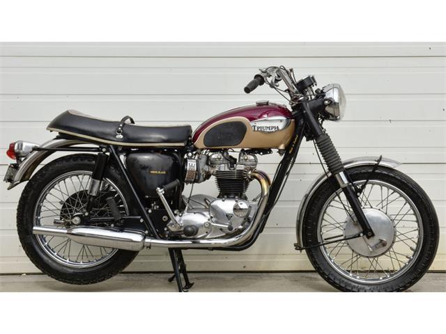 1967 Triumph Bonneville | 929469