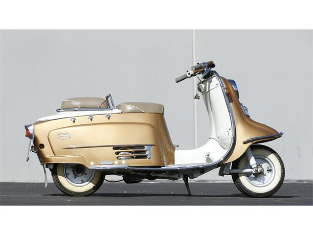 1959 Fuji Rabbit Scooter | 929474
