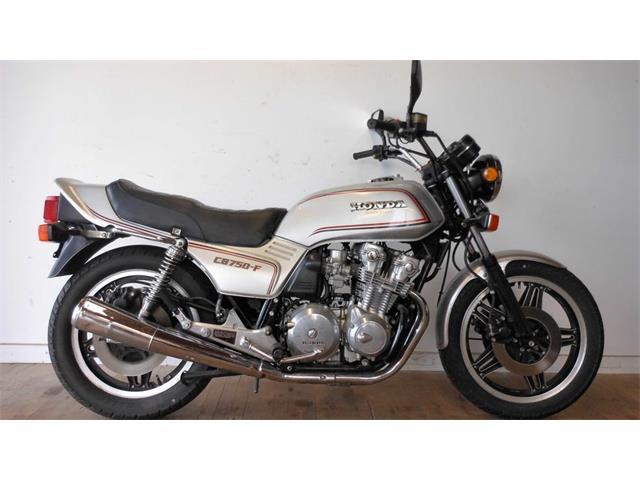 1980 Honda Motorcycle | 929476