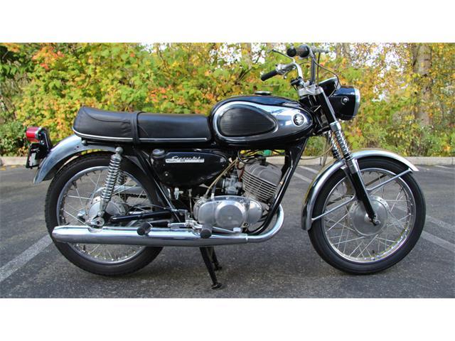 1967 Suzuki Motorcycle | 929477