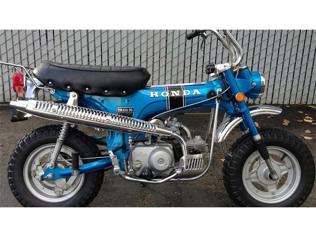 1970 Honda Ct70k0 | 929478