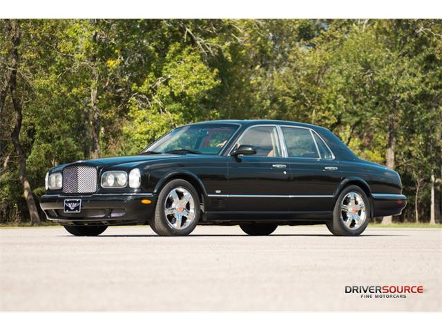 2001 Bentley Arnage Le Mans | 920948