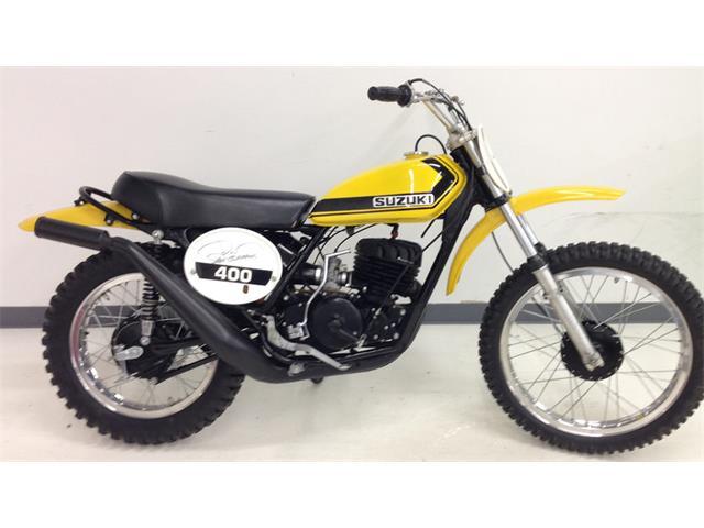 1972 Suzuki TM400   929480