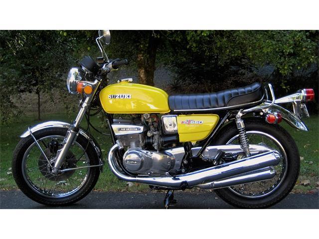 1975 Suzuki GT550 M   929481