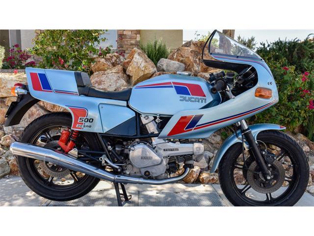 1981 Ducati Pantah | 929492