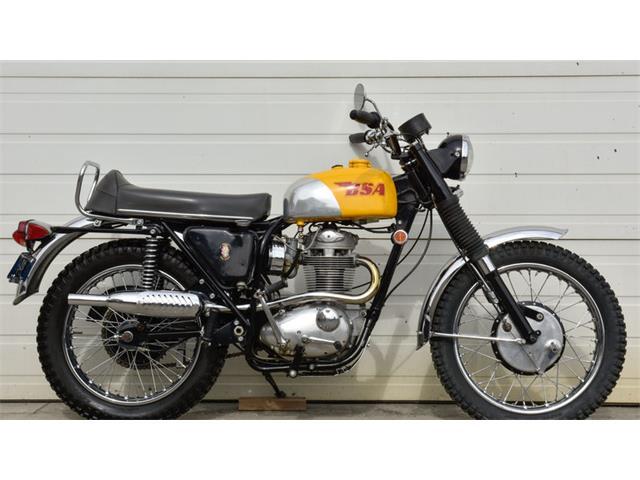1970 BSA 441 Victor   929498