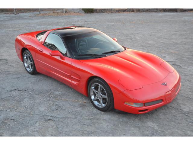 2004 Chevrolet Corvette | 920950