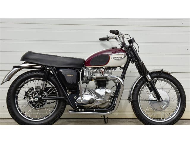 1967 Triumph Bonneville | 929500