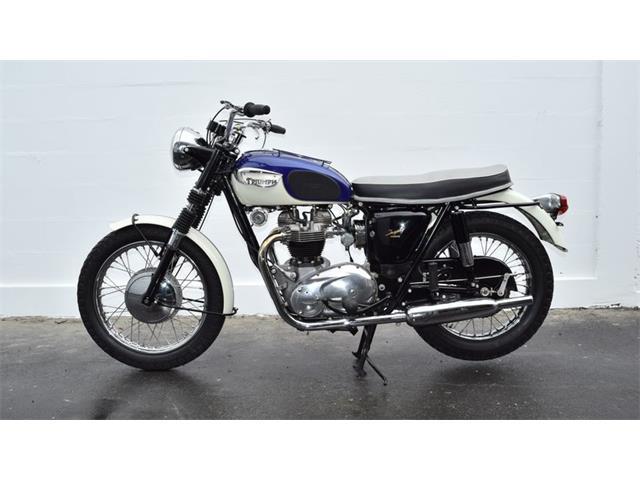 1966 Triumph Tr6r Trophy | 929501
