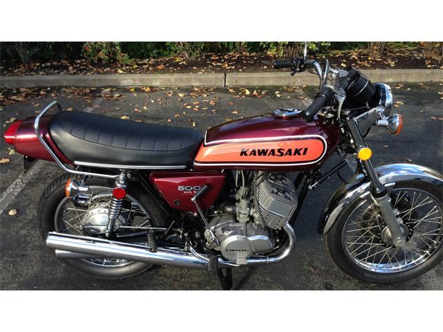 1974 Kawasaki 500H   929502
