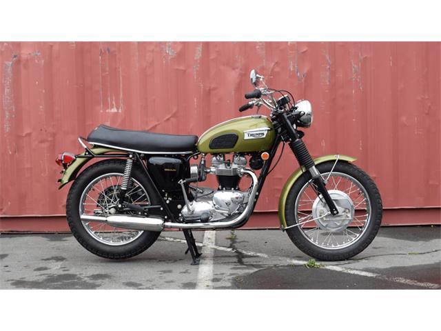 1970 Triumph Tiger | 929503
