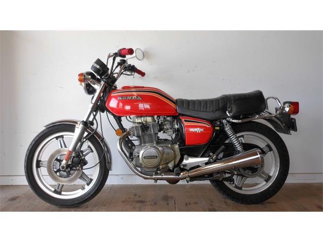 1978 Honda CB400T Hawk | 929507