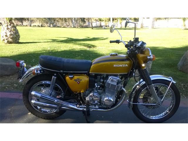 1971 Honda Motorcycle | 929510