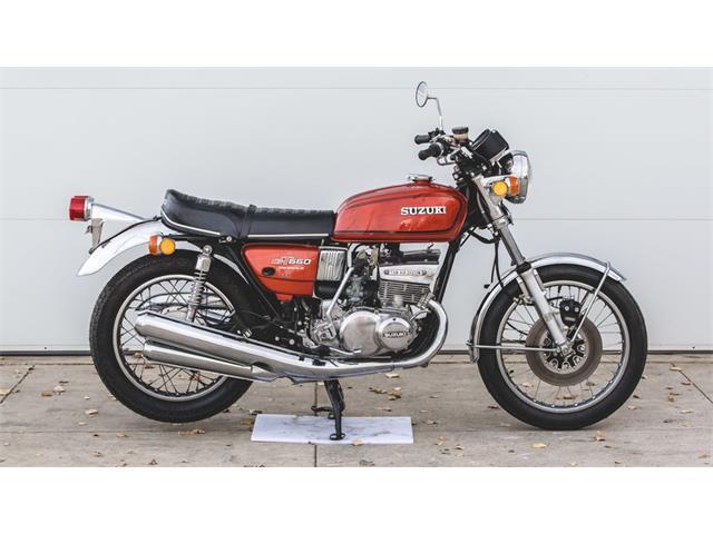 1975 Suzuki GT550 | 929511