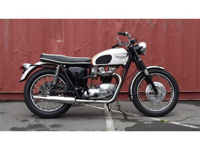 1966 Triumph Bonneville | 929513