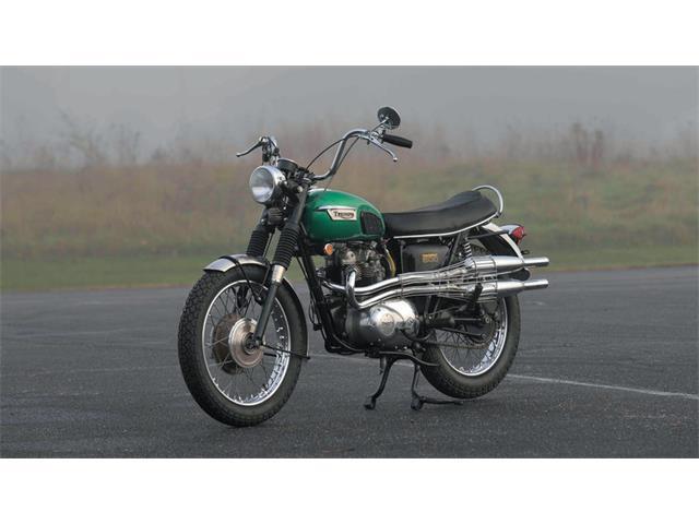 1969 Triumph Trophy 500 | 929515