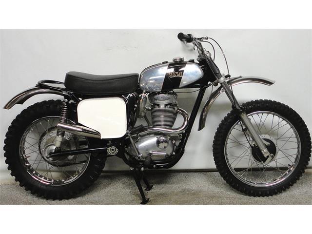 1971 BSA B50MX | 929517