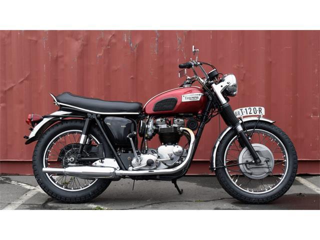 1968 Triumph Bonneville | 929518