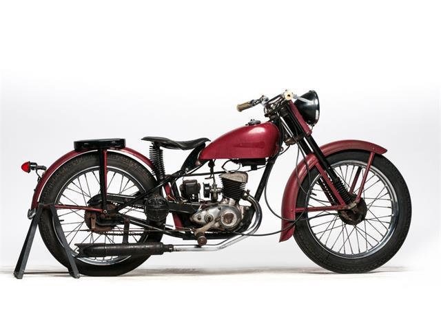 1950 Harley-Davidson 125S | 929520