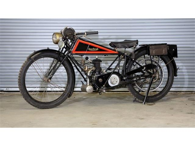 1925 Francis-Barnett Single | 929522