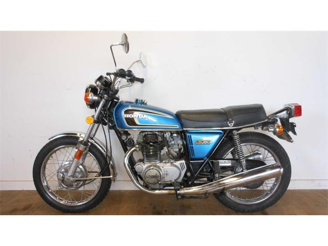 1974 Honda Motorcycle | 929523