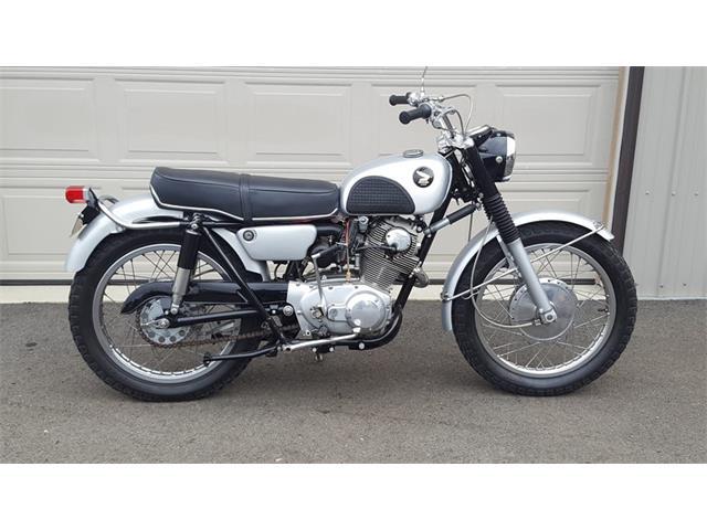 1966 Honda CL77 305 | 929525